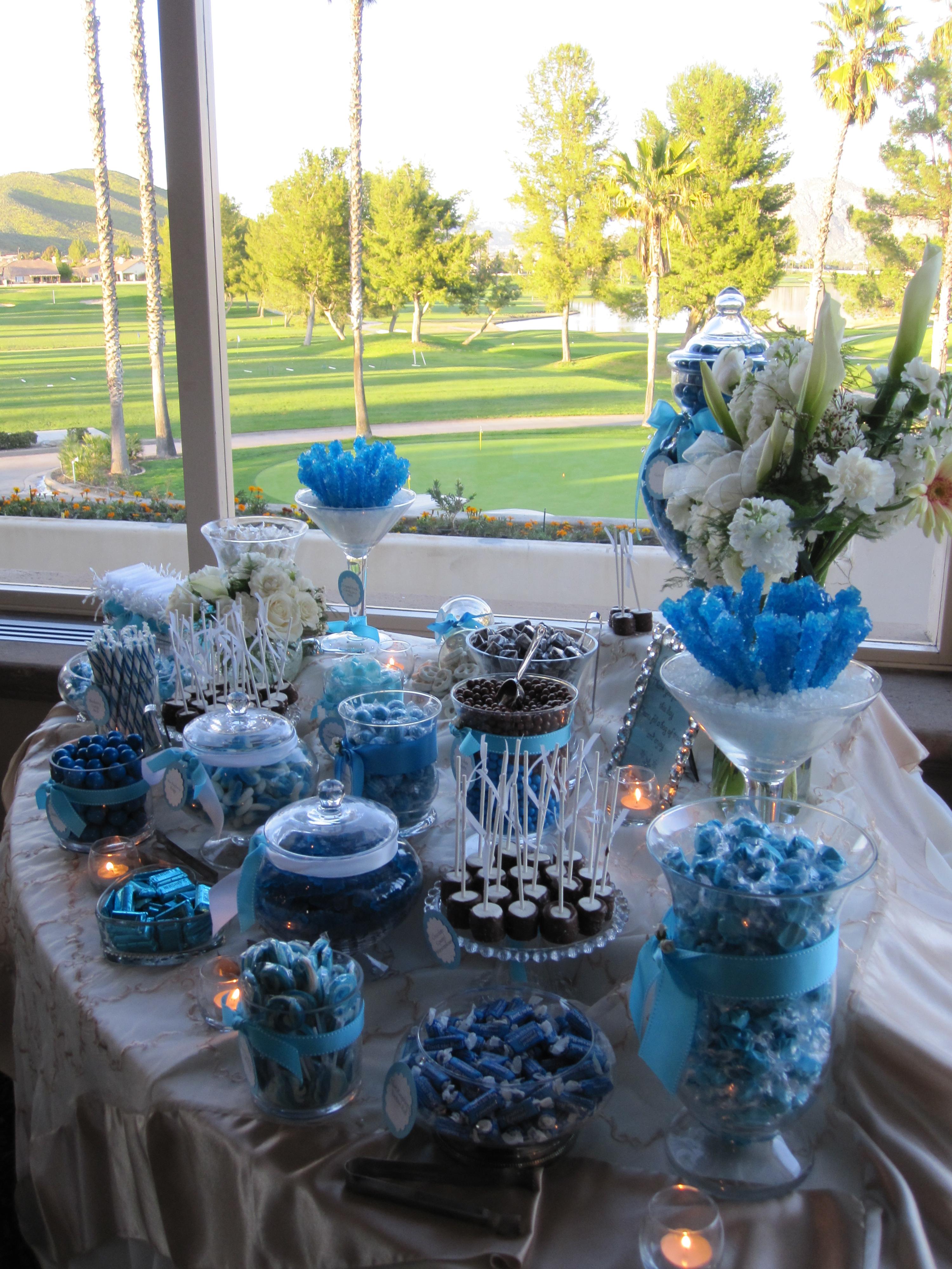 Real wedding decorations delahunty ccwed