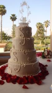 A Tasteful Cake