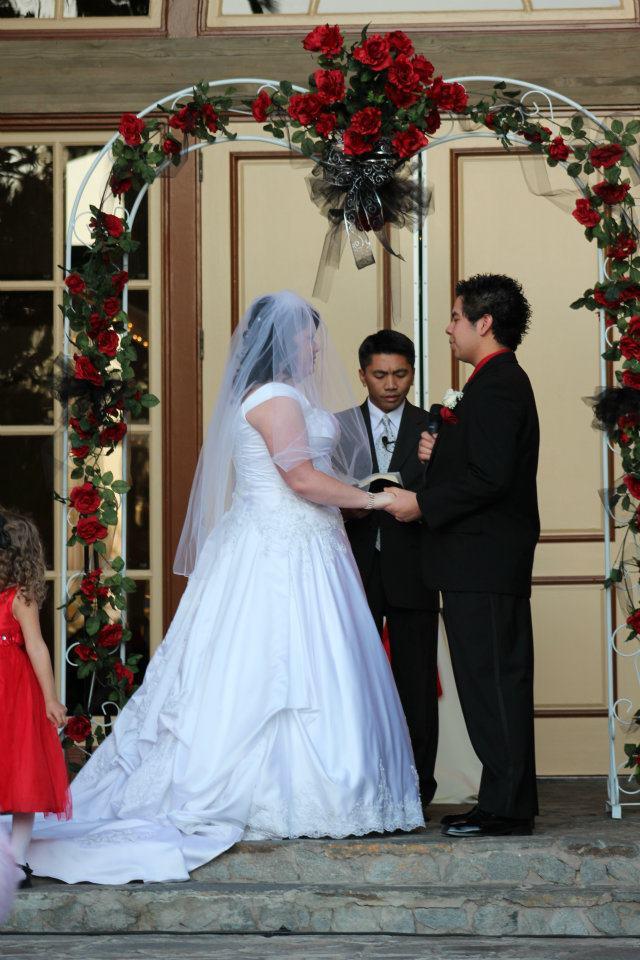 {Real Wedding Decorations} Morales Wedding (2/5)
