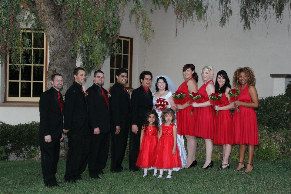 {Real Wedding Decorations} Morales Wedding (4/5)