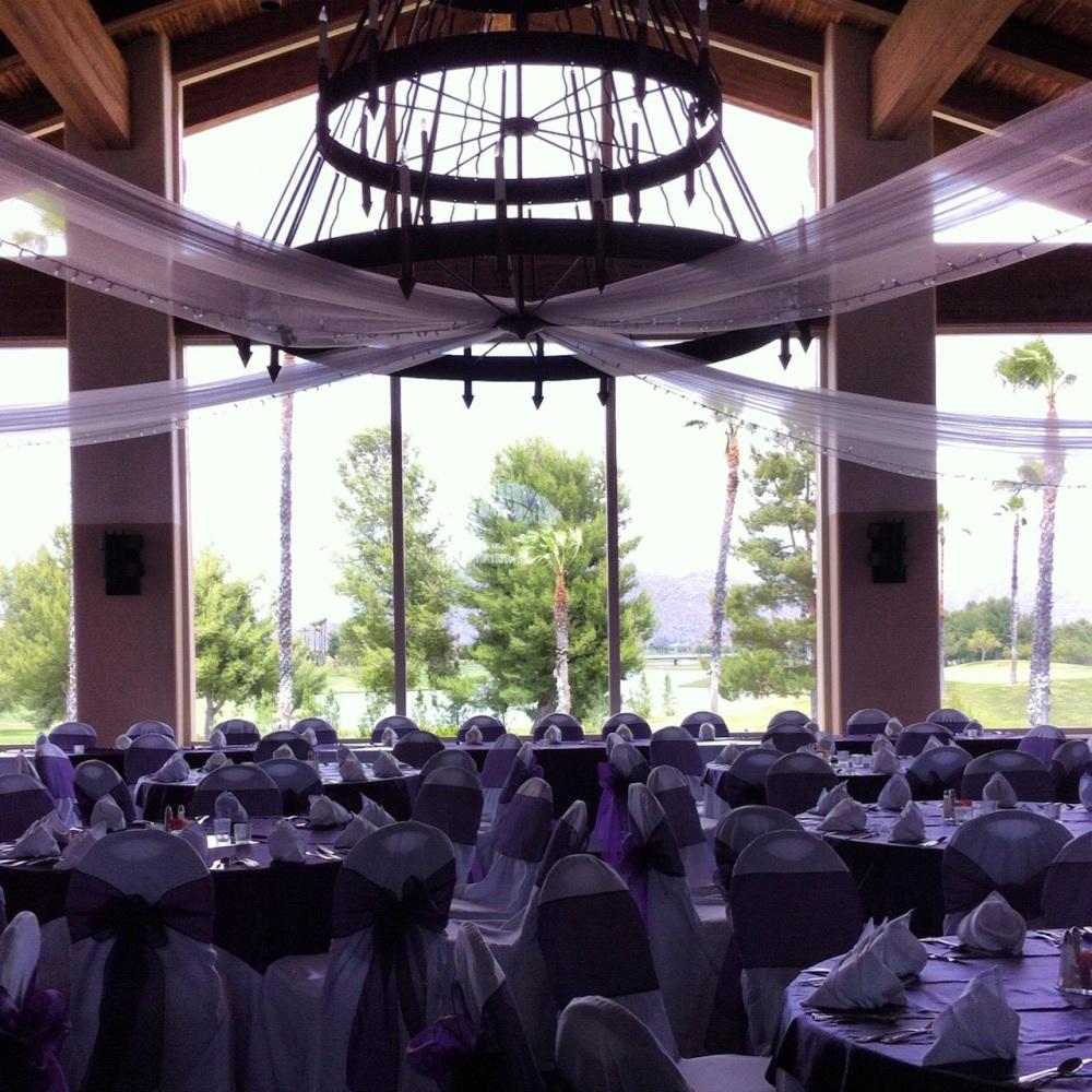 {Real Wedding Decorations} Maritza & Chris Martinez Wedding  (4/4)