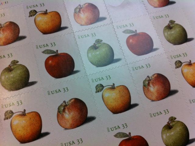 33 cent stamp